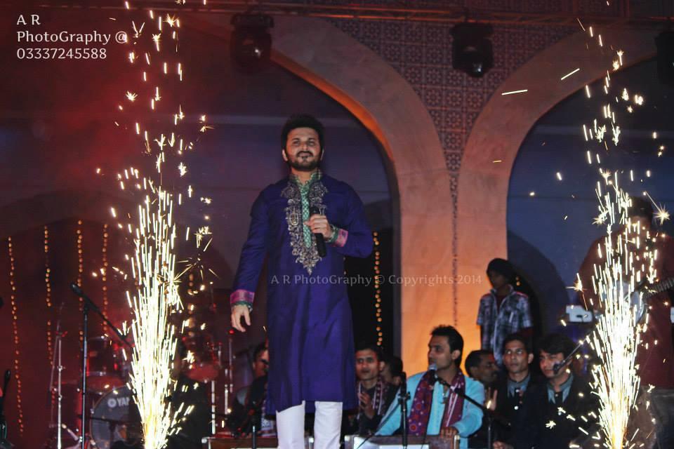 Ali Haider - Sind Sufi Festival 2013