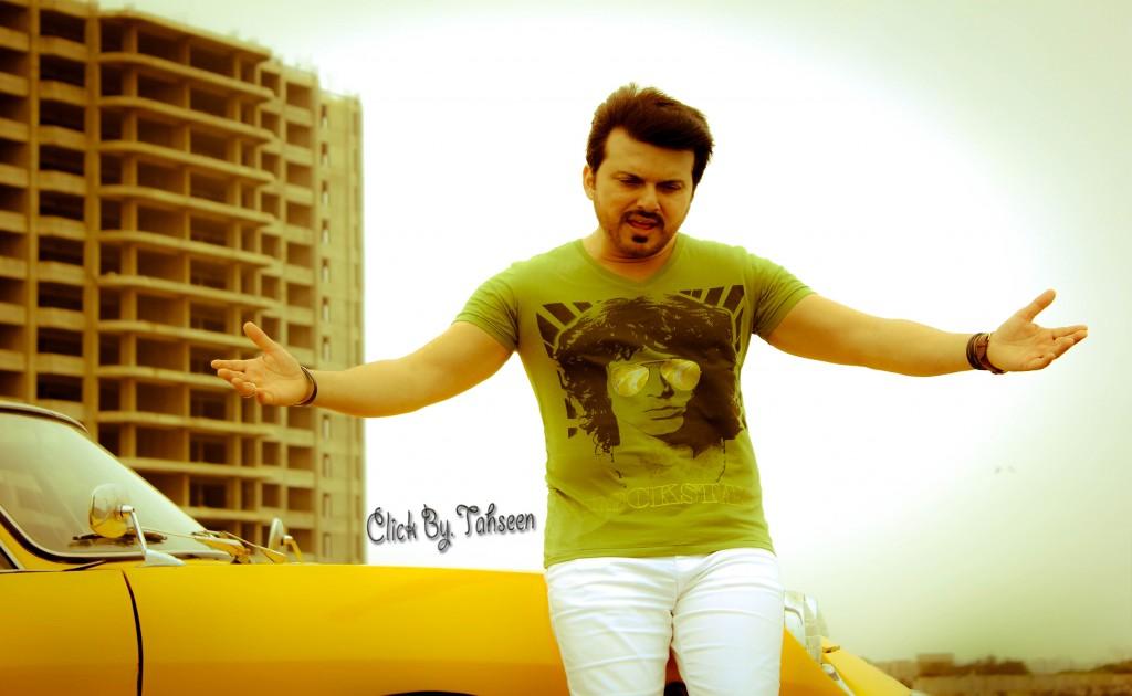 Ali Haider - Yeh Mera Pakistan VDO Shoot