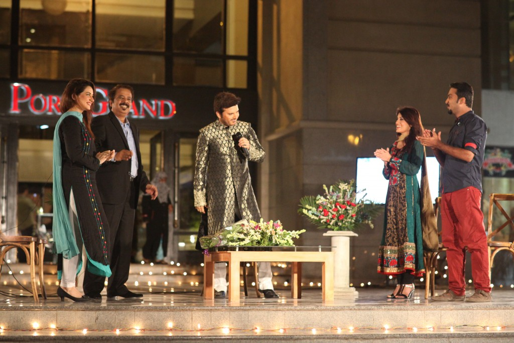 Abbtak Ramazan Program Launch 2013