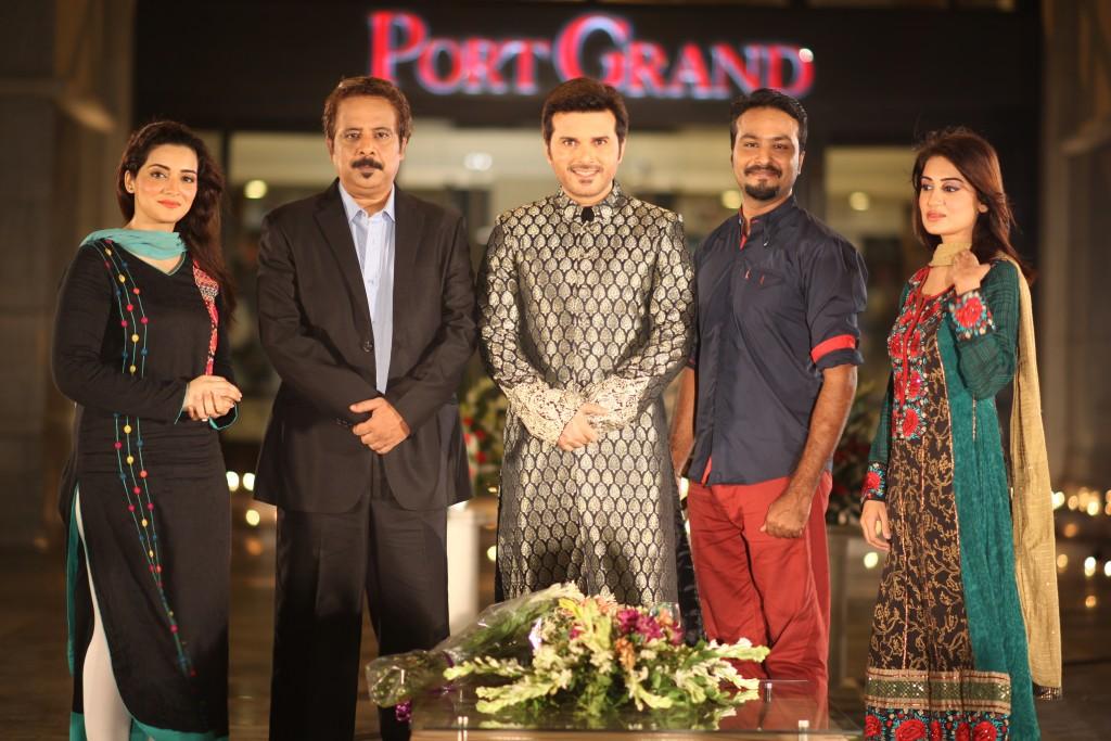 Abbtak Ramazan Program Launch 2013